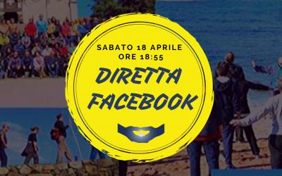 """2° Diretta Facebook  18 Aprile 2020: """"Come trasformare la Collera in Perdono"""""""