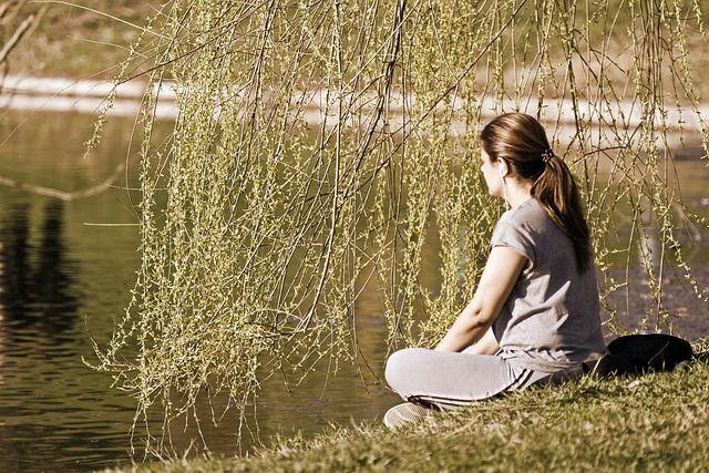 Meditare per potenziare il nostro vivere.