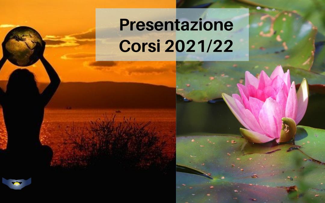 """Video Diretta di Presentazione dei Corsi 2021/22 """"Meditare – MediCARE"""""""